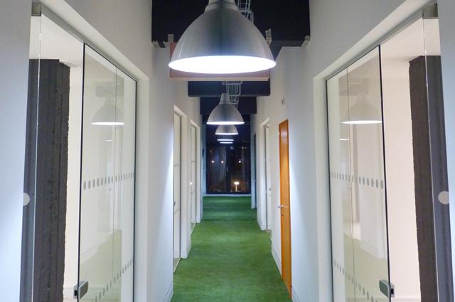 HubSquared - Corridor
