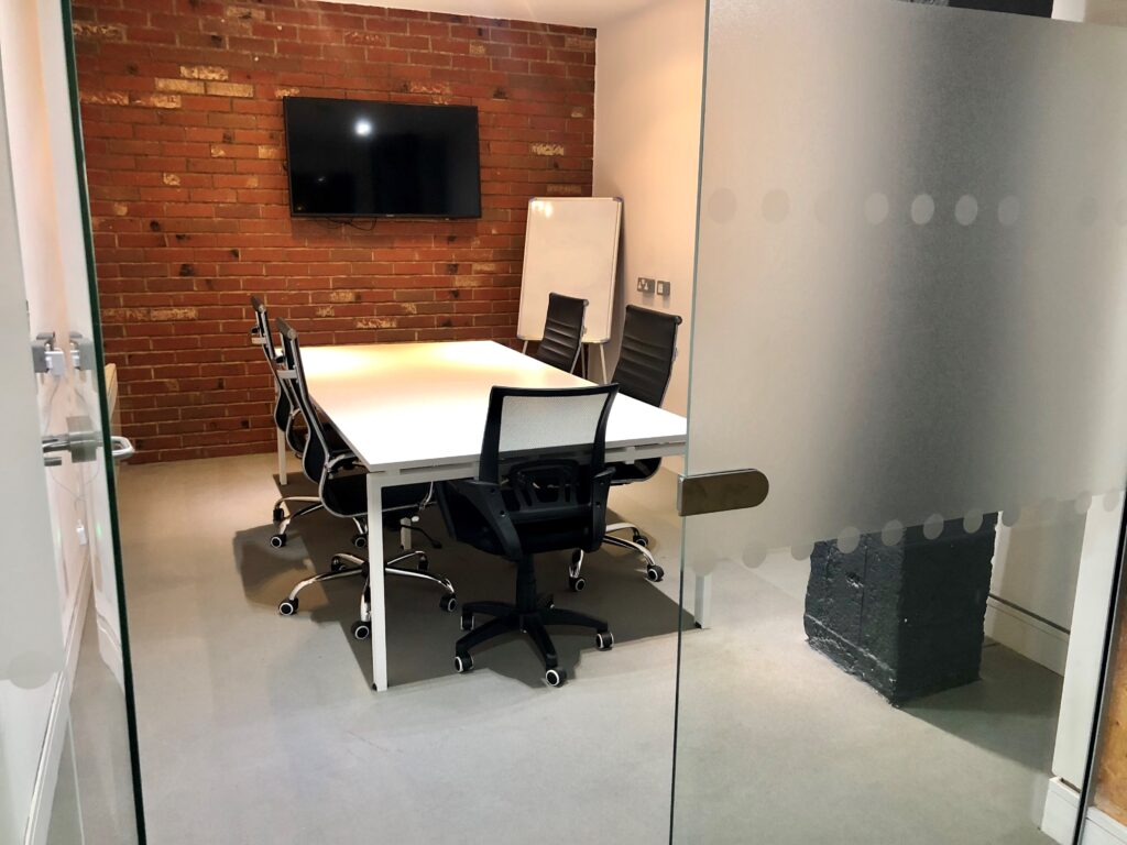 HubSquared - Meeting Room 1